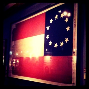 Confederate 1st National Flag